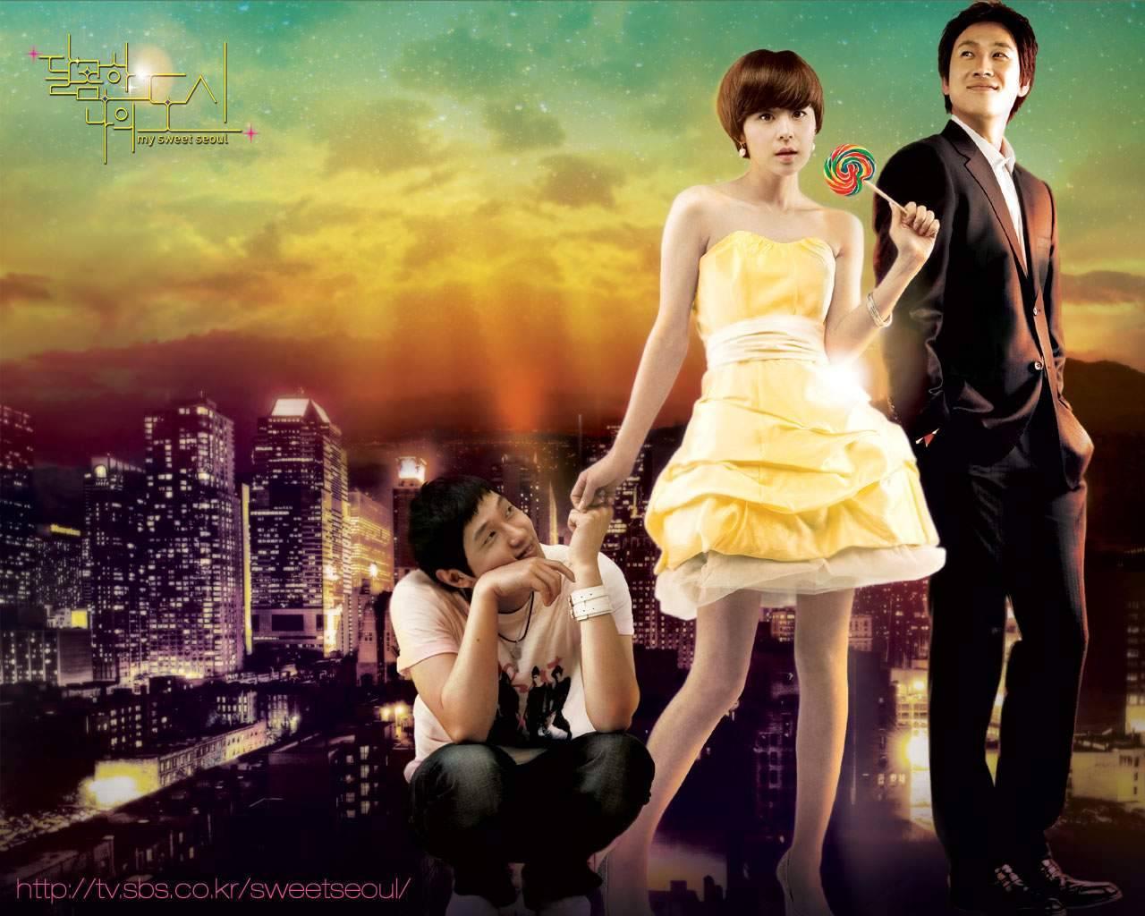 My Sweet Seoul / Dalkomhan Naeui Dosi / 2008 / Online Dizi �zle