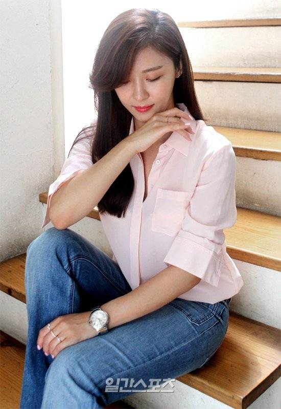 Interview Ha Ji Won Isn T Bothered By The Percentage Or