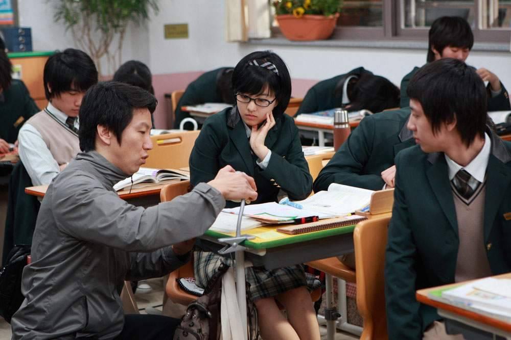 دانلود فیلم کره ای معلم انگلیسی مدرسه ما