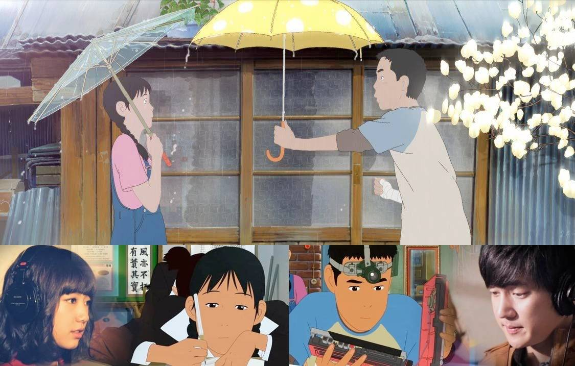 "Korean movie of the week animation ""Green Days: Dinosaur ..."
