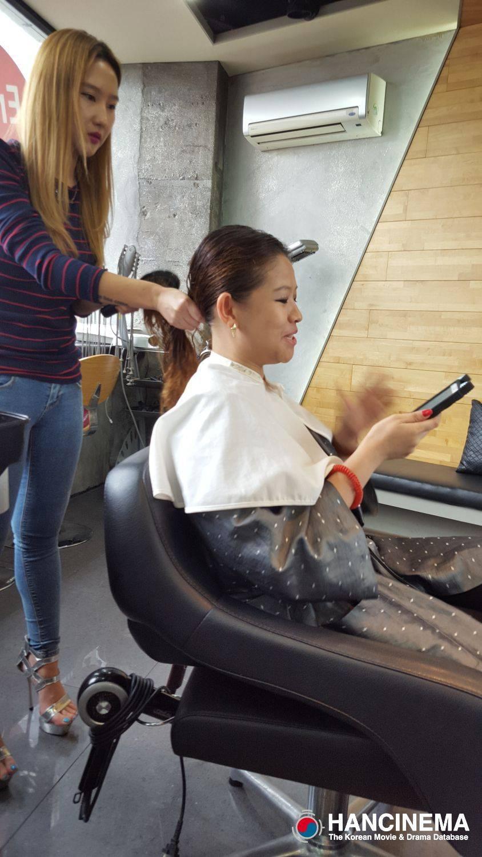 [HanCinema's Korea Joa] Lisa's Diary - Lucy Hair Salon ...