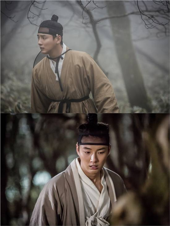 Yoon si yoon still cuts from 39 mirror of the witch 39 first for Mirror of the witch