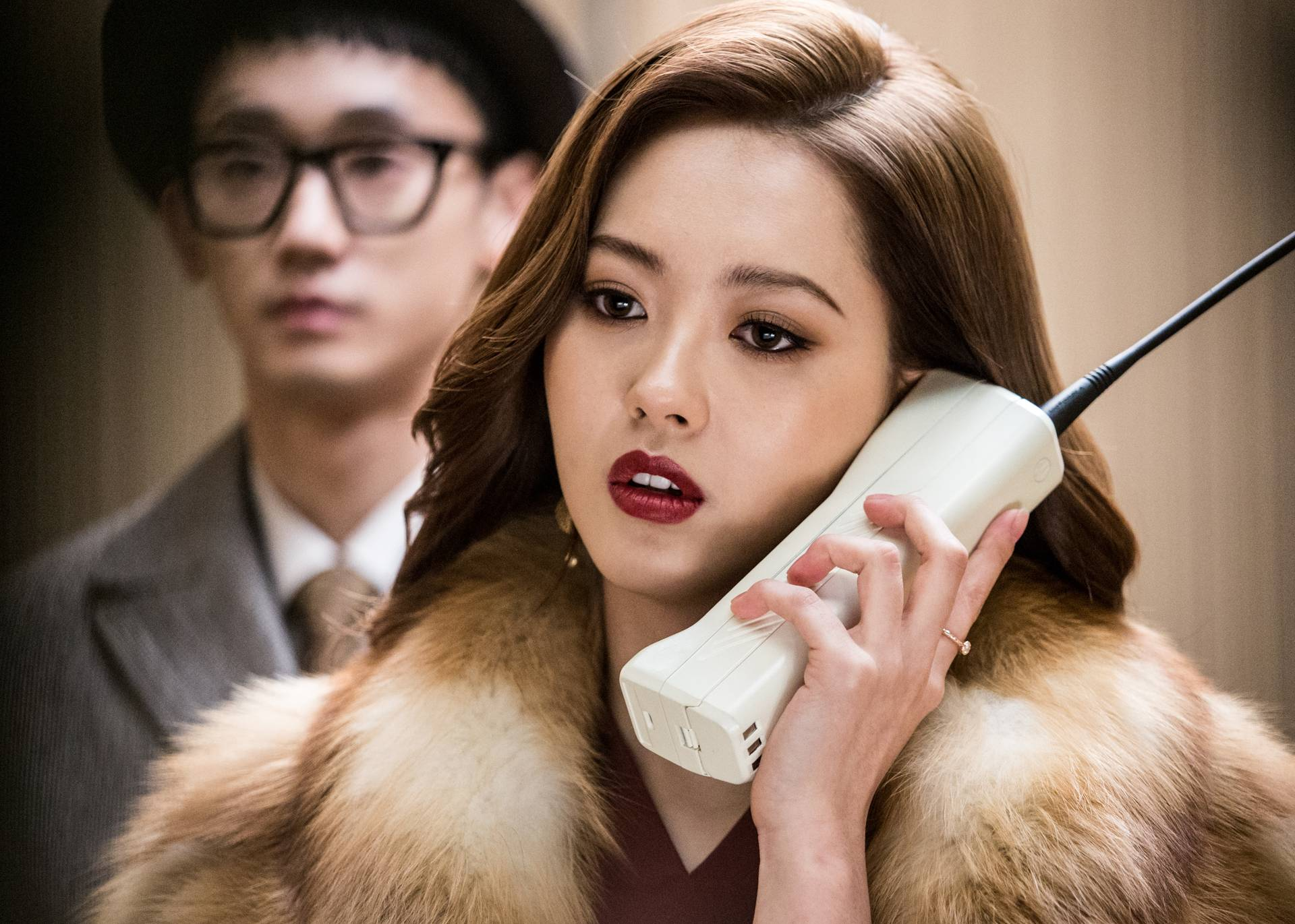 Photos] Added new stills and release date for the Korean