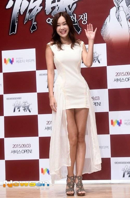 Kim Sun-young-IV (김선영, Korean actress, singer) @ HanCinema :: The Korean Movie