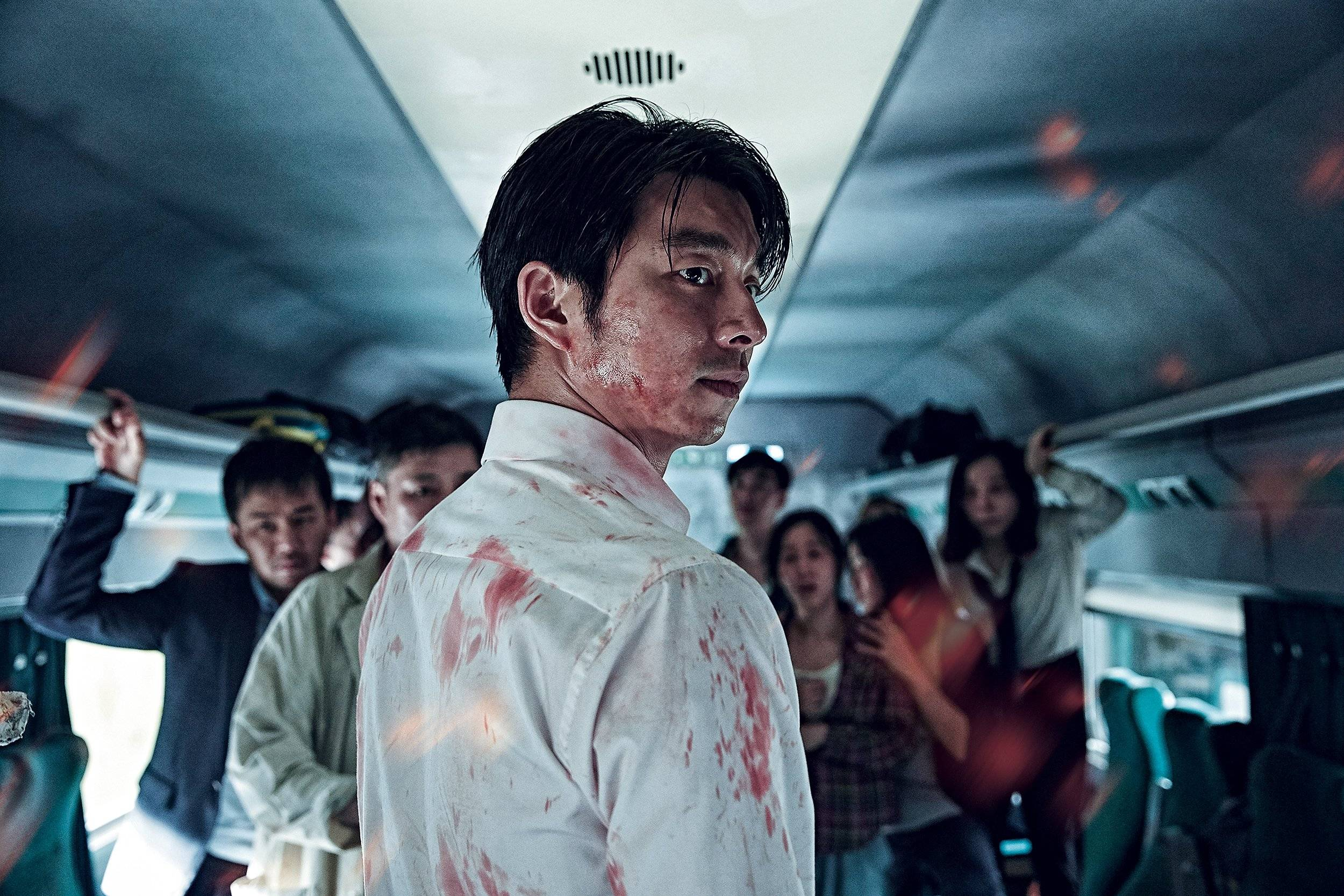 Image result for train to busan HD MOVIE