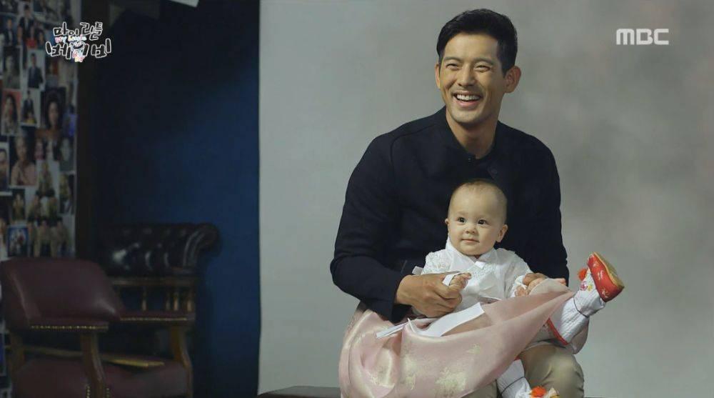 hancinema 39 s drama review my little baby hancinema the korean movie and drama database. Black Bedroom Furniture Sets. Home Design Ideas
