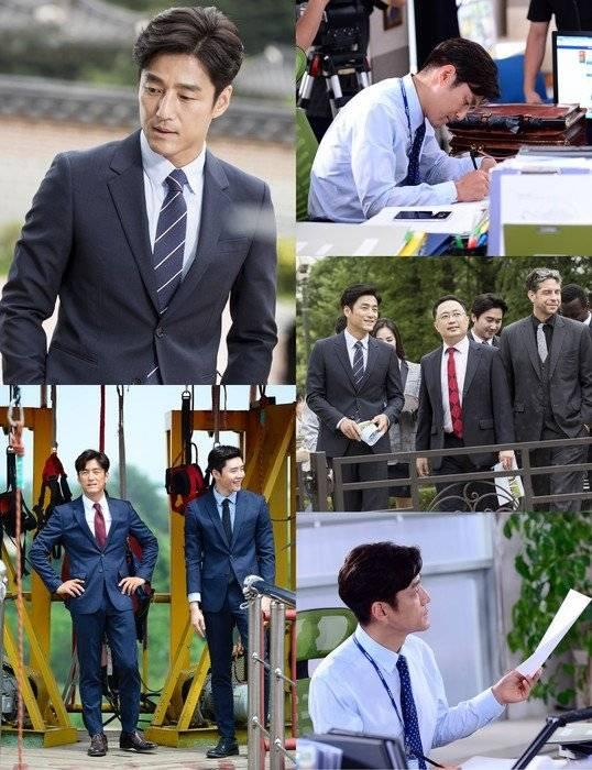 The Second Last Love (Korean Drama - 2016) - 끝에서 두 번째 사랑