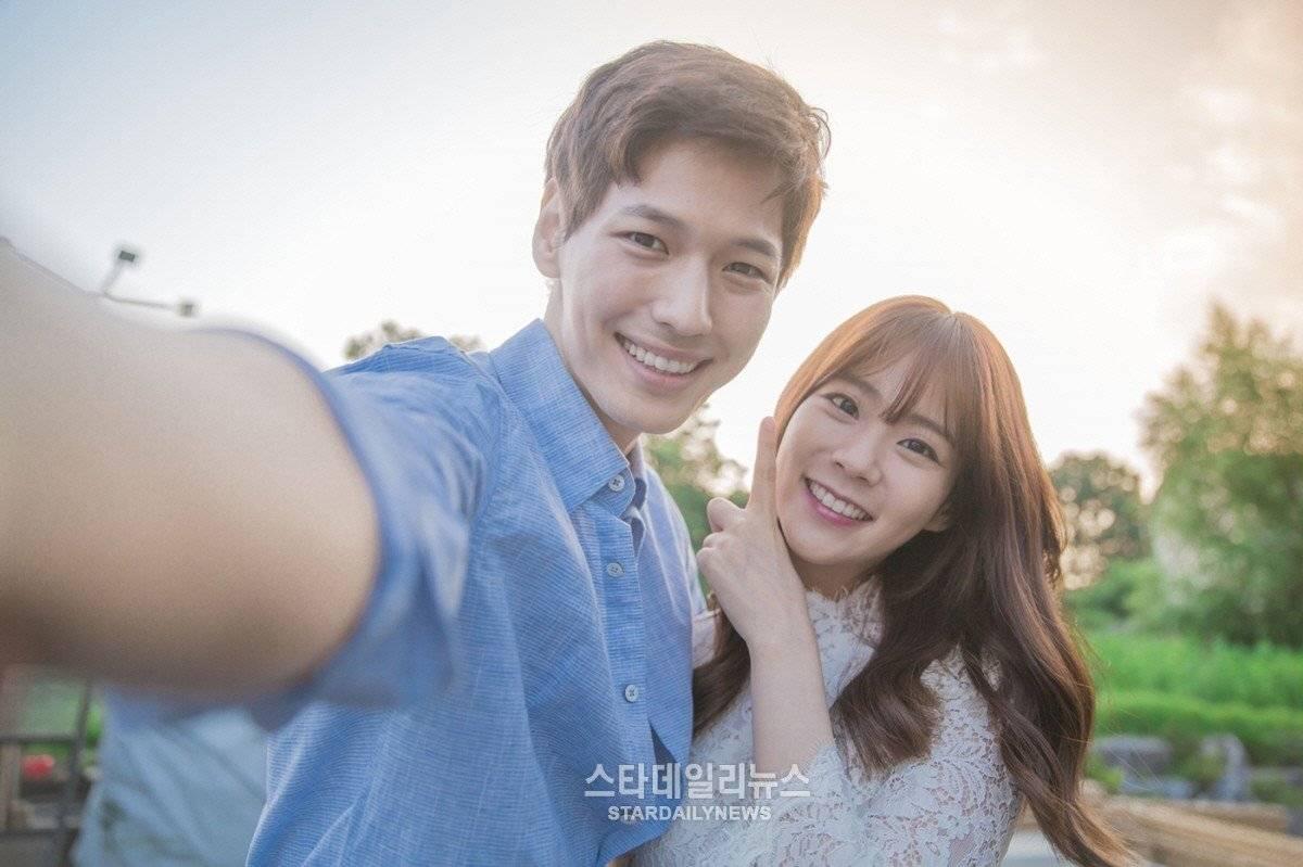 Age Of Youth Han Seung Yeon And Ji Il Joo Hancinema The Korean