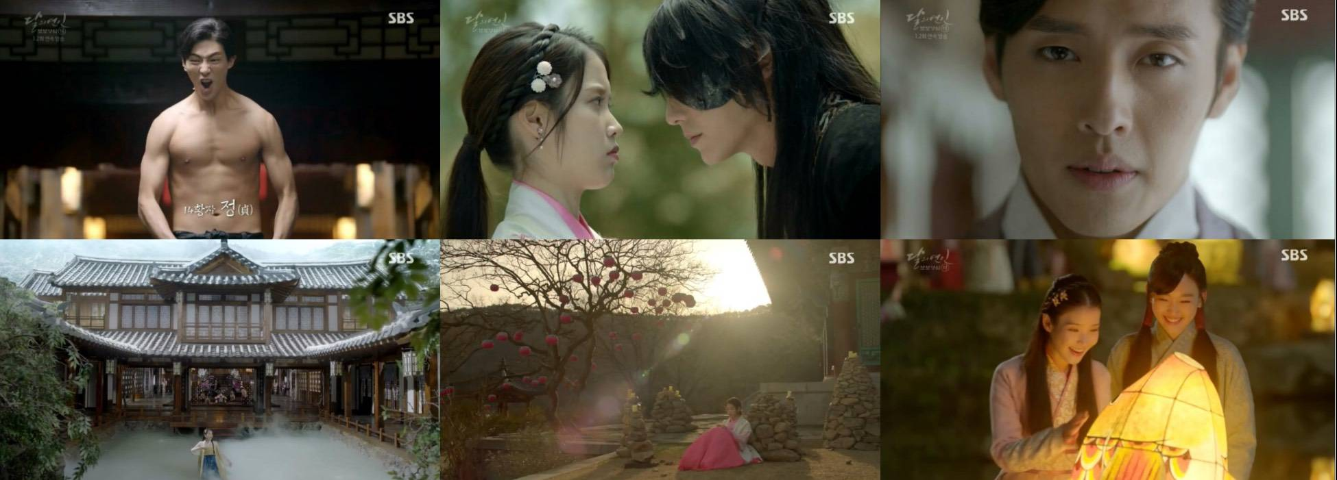 Moon lovers scarlet heart ryeo episode 2 2016 - The Pacing In Scarlet Heart Ryeo