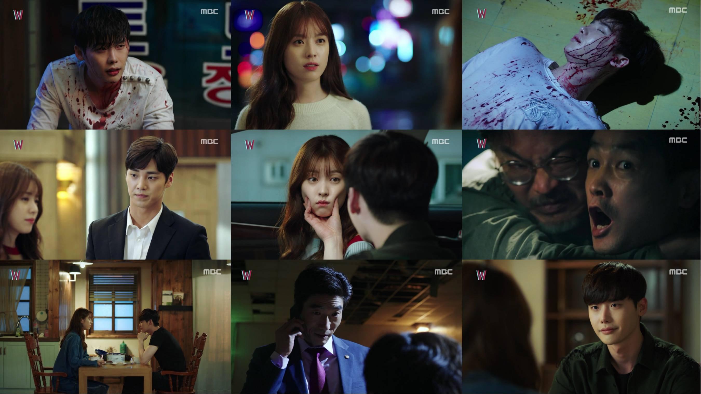 J Drama Complete k-drama, j-drama, c-drama & t-drama recaps/reviews: w–two worlds