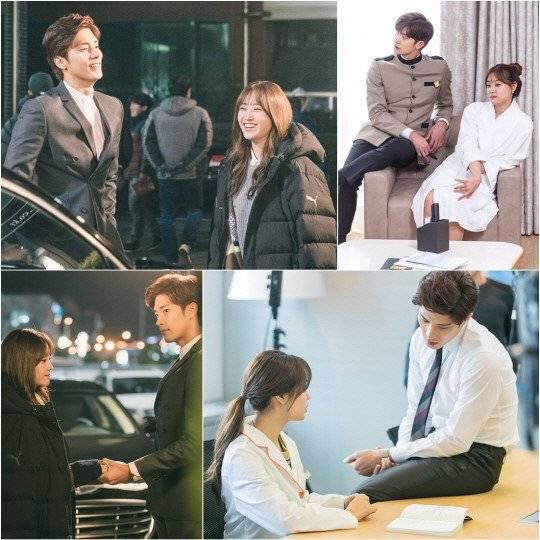 My Secret Romance (애타는 로맨스) - Drama - Picture Gallery