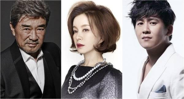 """Lee Deok-hwa, Im Ye-jin and Hong Kyung-min in """"The Big ..."""