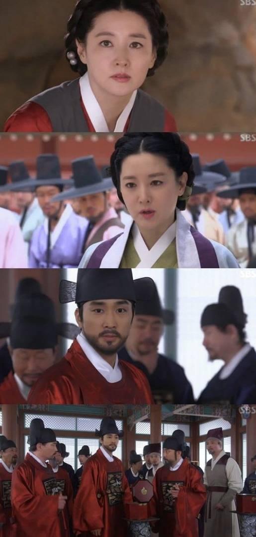 Watch Saimdang Light S Diary Saimdang And Lee Gyeom Fall