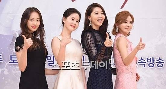 Sister is Alive (Korean Drama - 2017) - 언니는 살아있다