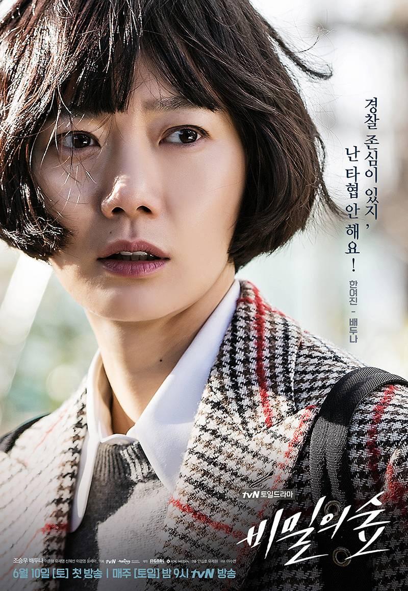 Secret Forest Korean Drama 2017 비밀의 숲 Hancinema