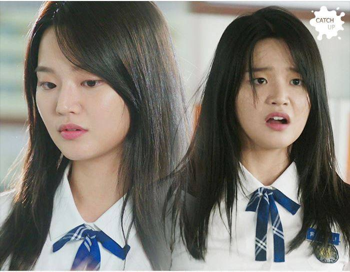 Do You Remember the Actress Who Kissed EXO's Baekhyun