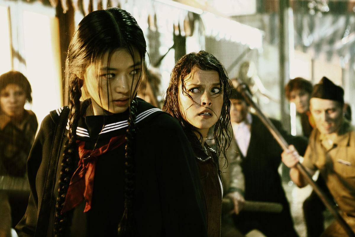 blood: the last vampire (korean movie - 2009) - 블러드 @ hancinema
