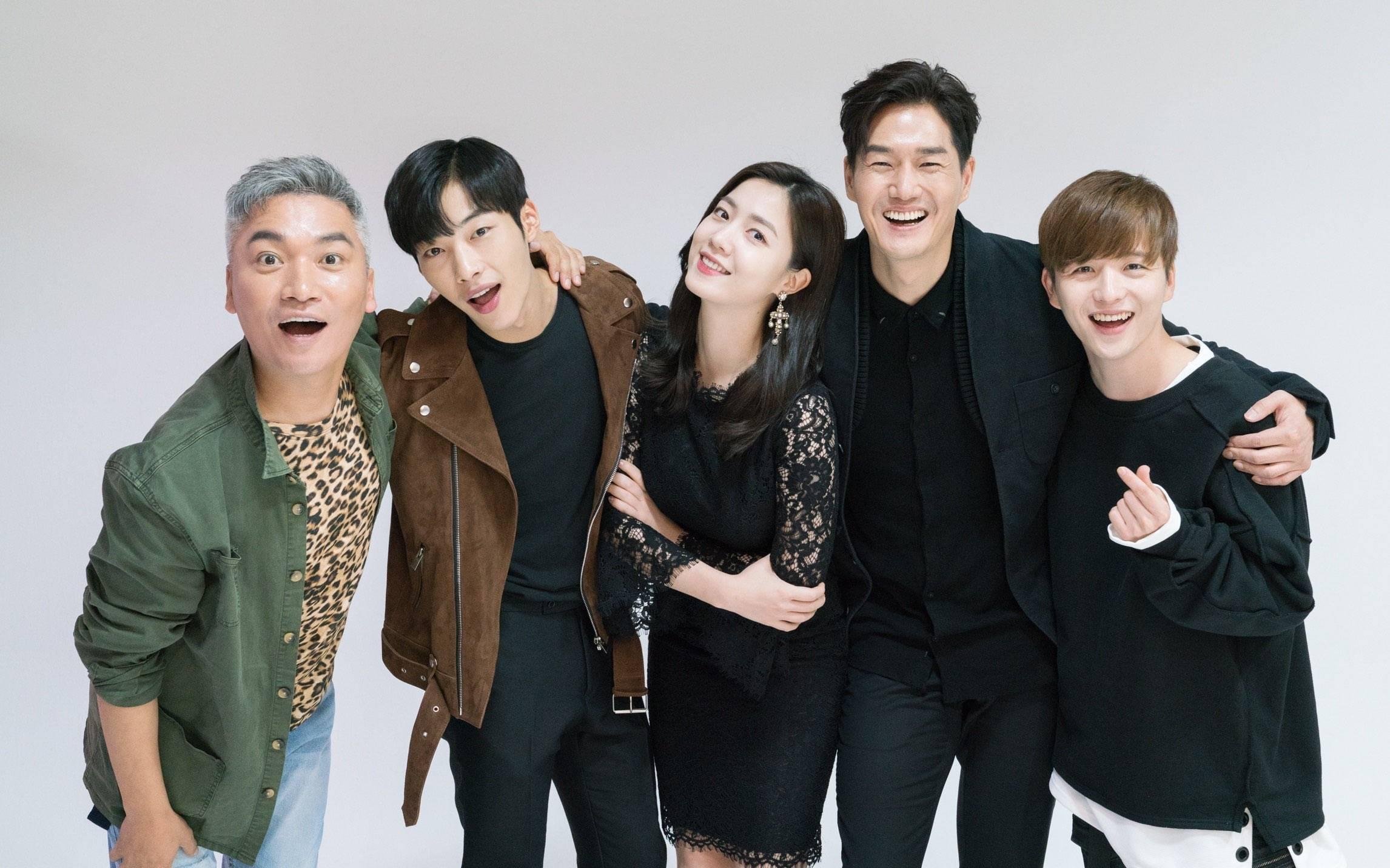 Mad Dog (Korean Drama - 2017) - 매드독 @ HanCinema :: The