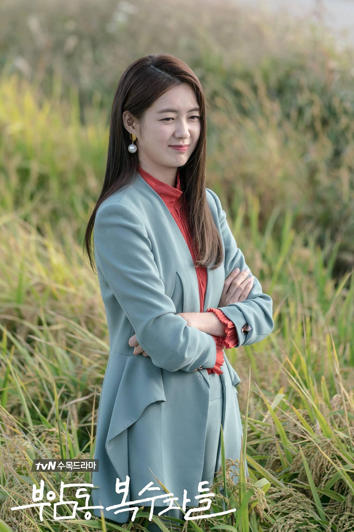 Avengers' Social Club (Korean Drama - 2017) - 부암동 복수자들