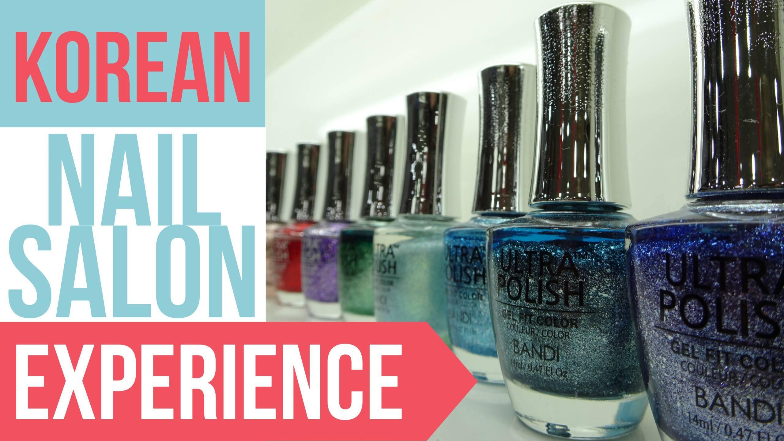 ottoKWORLD Presents] Korean Nail Salon + Nail Art Experience