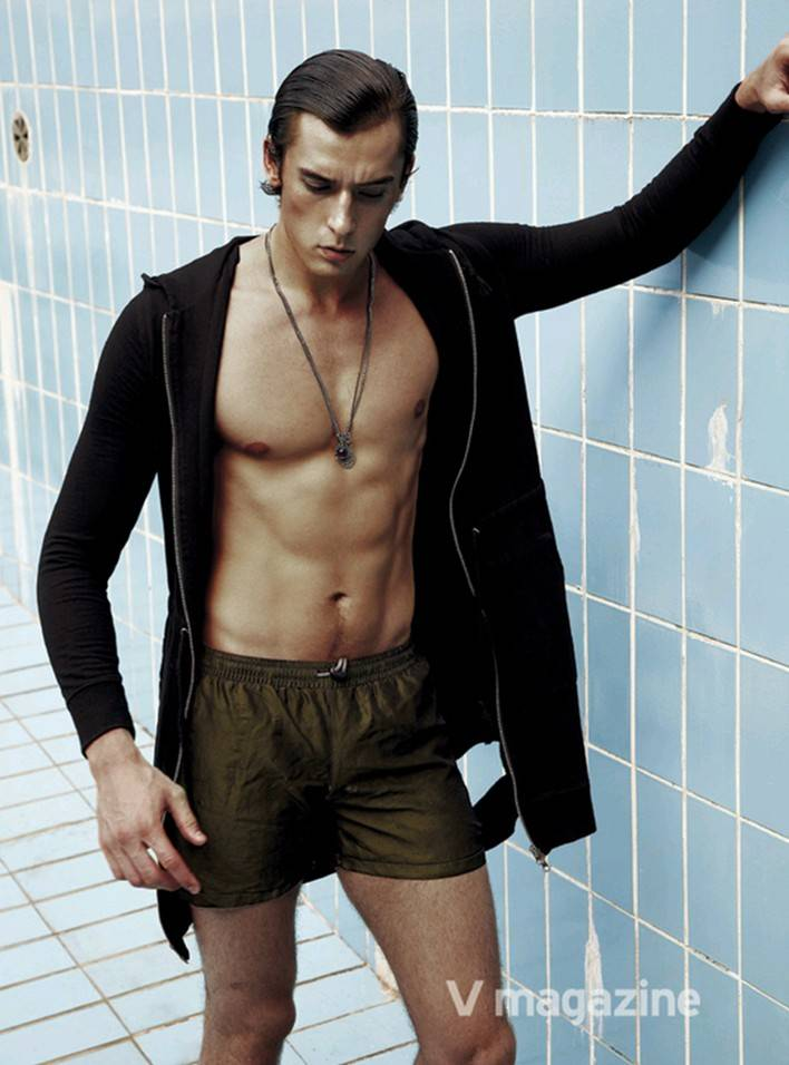 Julien Kang (줄리엔 강, French actor) @ HanCinema :: The Korean ...