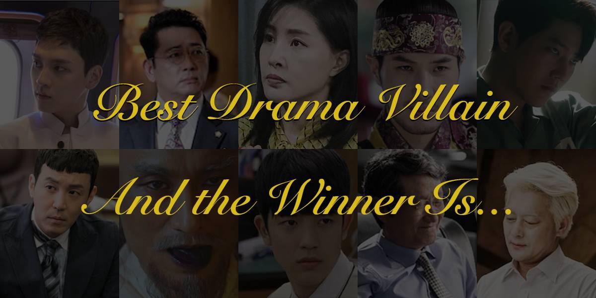 HanCinema Awards] Best Drama Villain of 2017 - And the Winner Is