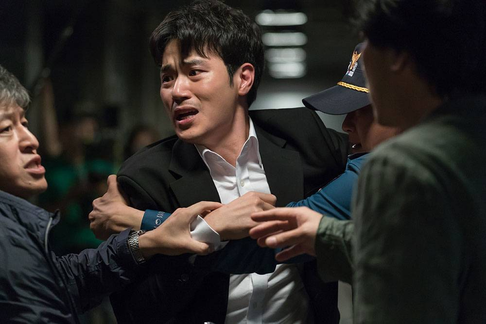 Photos] New Stills Added for the Korean Movie