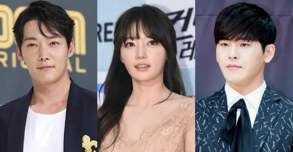 Orion's Daily Ramblings] Choi Jin-hyuk, Song Ha-yoon and Lee