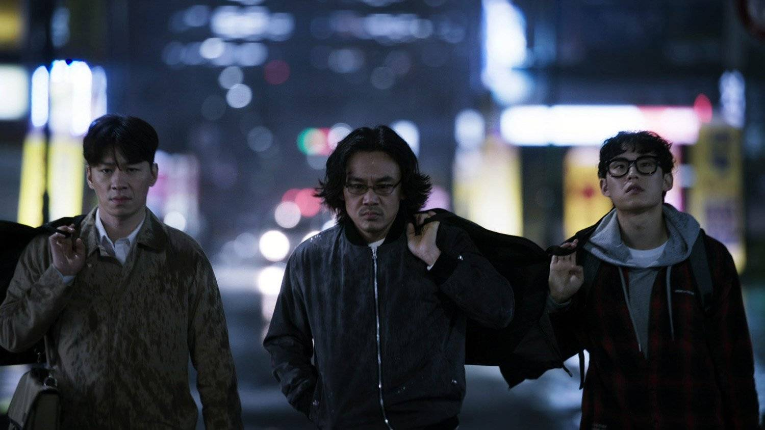 Photos] First Stills Added for the Upcoming Korean Movie