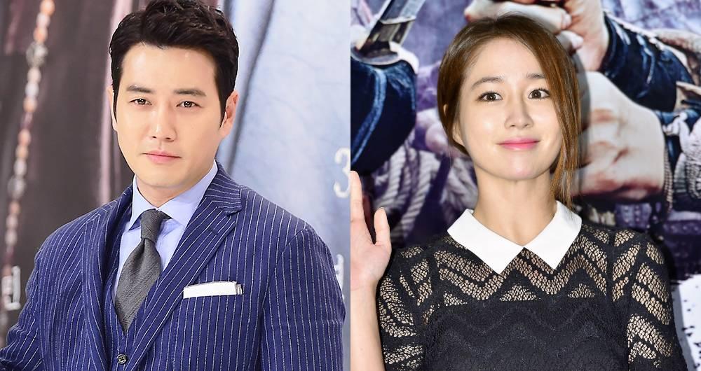 Orion S Daily Ramblings Joo Sang Wook And Lee Min Jung
