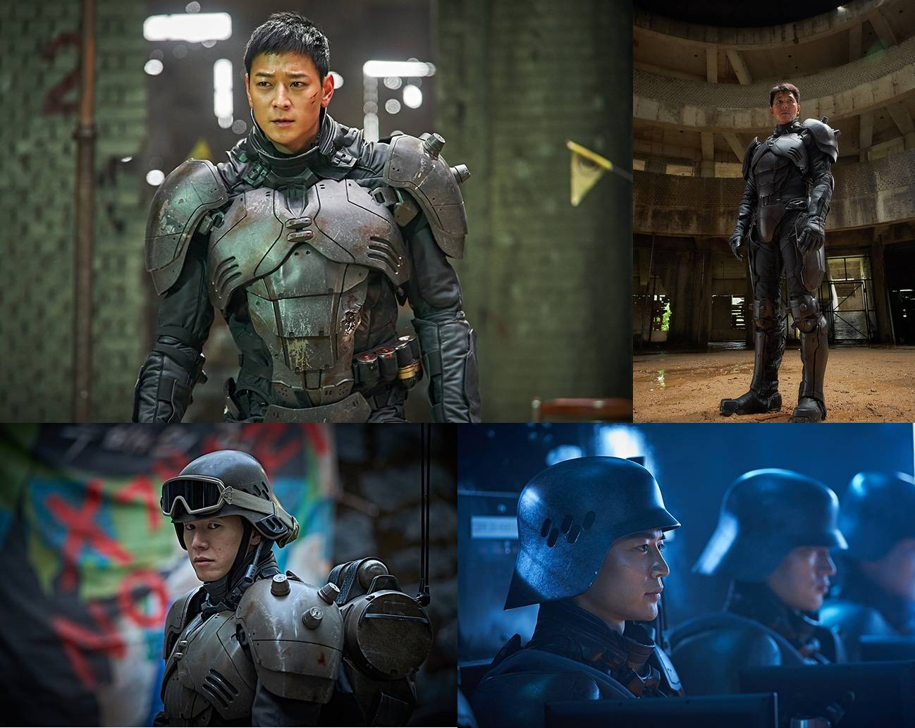 [Photos] New Cast And Powerful Stills Added For Korean
