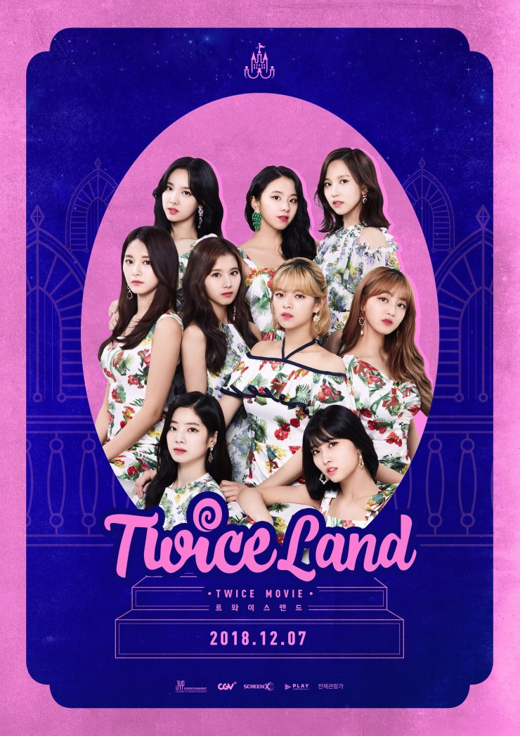twiceland korean movie 2018 트와이스랜드 hancinema the korean movie and drama database twiceland korean movie 2018 트와