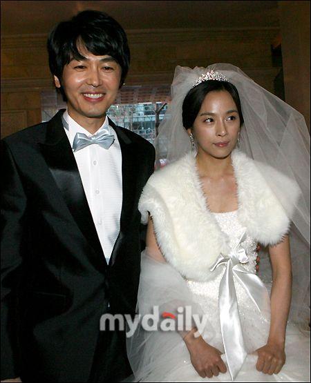 Wedding Korean Star: [ChanMi's Star News] Jo Yeon-woo, Married! @ HanCinema
