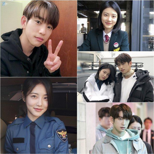 Jinyoung and Shin Ye-eun Successfully Wrap Up Romantic