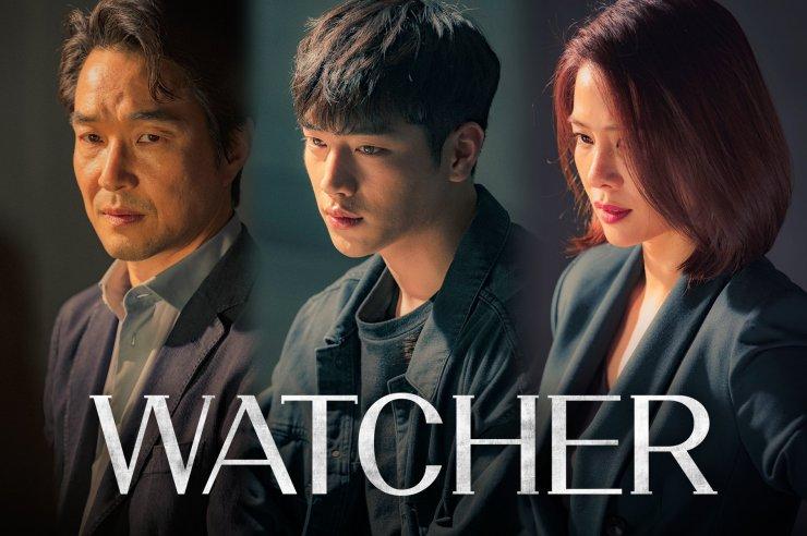 Bộ ba nhân vật chính: Han Suk Kyu, Seo Kang Joon, Kim Hyun Joo