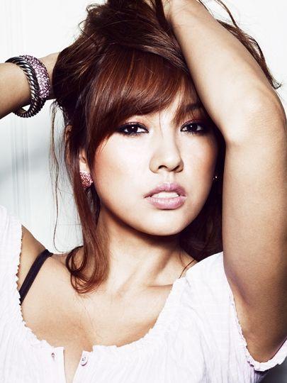 hyori lee no makeup. the cover of jun please, artisthyori lee hyo ri,heres Hyori+lee+makeup