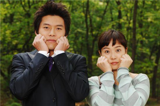 Korean actresses keep Hallyu doors open after Yonsama ... I Am Sam Korean Drama
