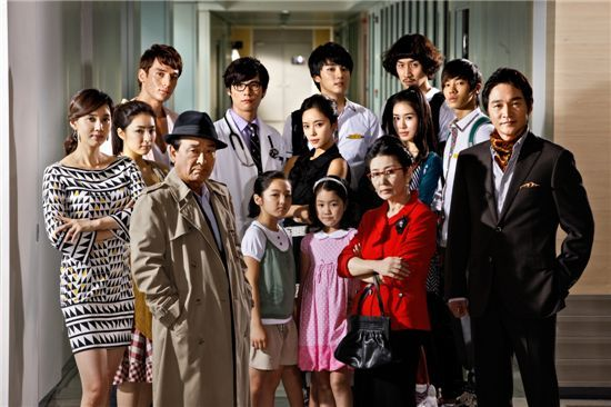 Review Mbc Sitcom High Kick Through The Roof Final Episode Hancinema The Korean Movie And Drama Database