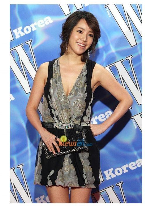 Chanmi S Star News Han Ji Min At W Korea Event
