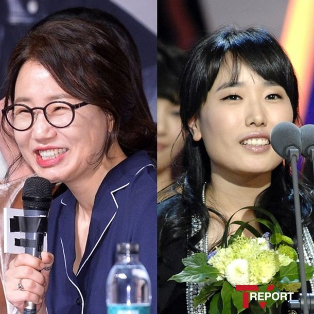 Star Writer Kim Eun - sook VS Park Ji - eun , Changed Positions in 2020