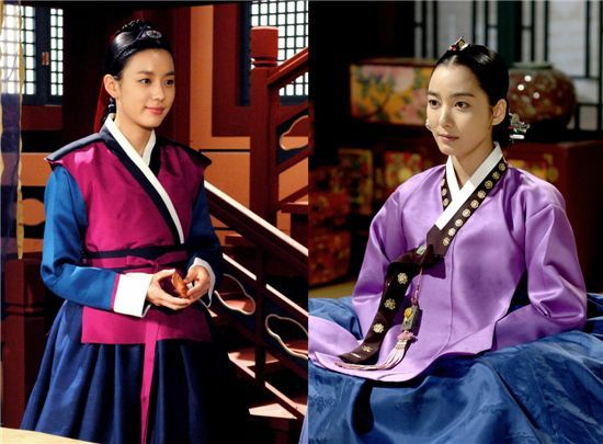 "So-yeon ) from the historical drama ""Dong Yi-Jewel in the Crown"" [MBC"