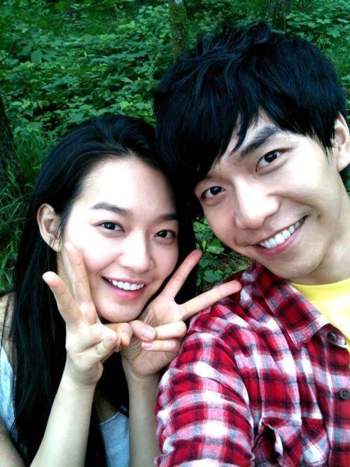 [ChanMi's drama news] Shin Min-a and Lee Seung-gi look so ...