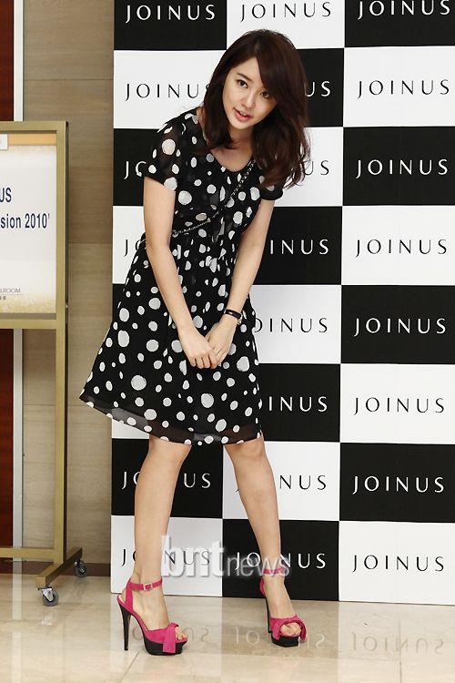 Chanmi 39 S Star News Yoon Eun Hye At A Fashion Event Hancinema The Korean Movie And Drama