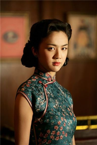 Chinese Actress Tang Wei Visited Korea Last Month