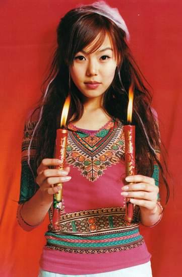Kim Min Hee - Wallpaper Actress