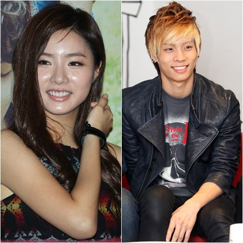 Shin se kyung dating shinee jong hyun album