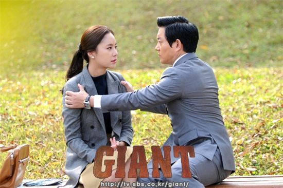 "SBS series ""Giant"" takes No.1 spot for 9th week"