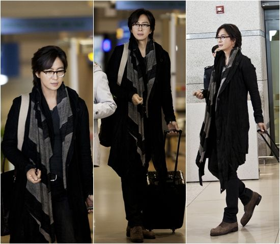 Bae Yong-joon Joined The Shooting Of Drama 'Dream High