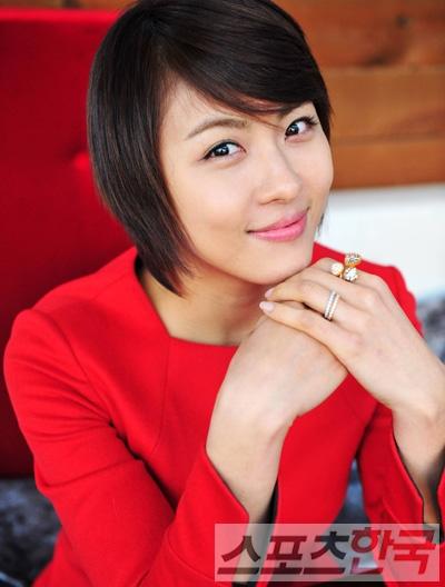"Ha Ji-won, ""Secret Garden"" was a gift from Song Yoon-ah ..."