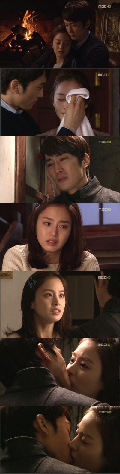"[Spoiler] ""My Princess"" Song Seung-heon tells Kim Tae-hee ..."
